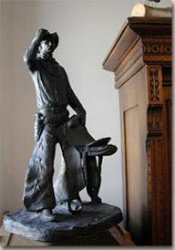 Buyer Brokerage - Statue